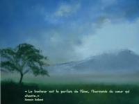 35 - Carte paysage avec arbre - Jasna Jeremic